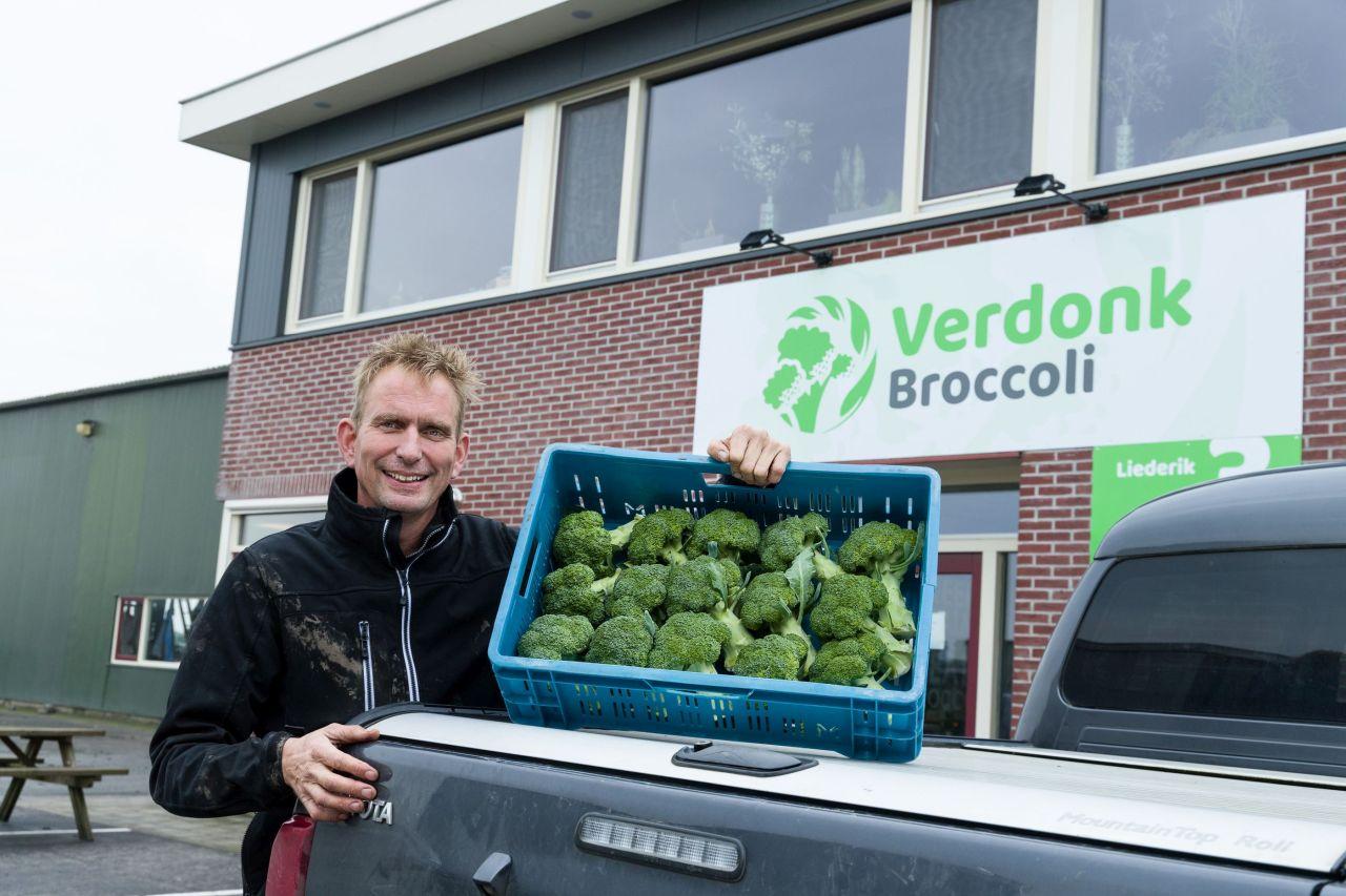 Verdonk Broccoli in het OVW Café Wervershoof | Medemblik Actueel. - Medemblik Actueel