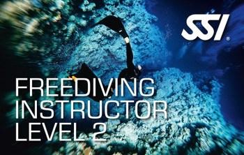 SSI Freediving Instructor Level 2