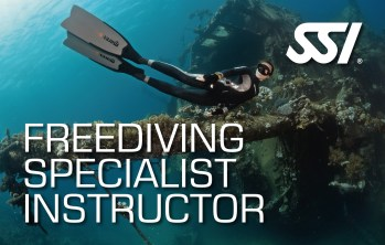 Freediving Specialist Instructor