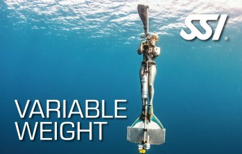 Variable Weight Freediving