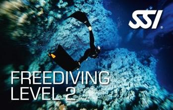 SSI Freediving Level 2