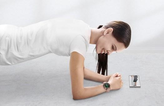 Samsung Announces Health-Focused Galaxy Watch3 Smartwatch 4