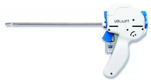 Urolift Advanced Tissue Control to Treat Benign Prostatic Hyperplasia 6