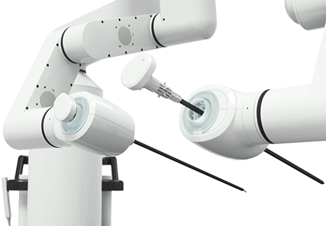 Dexter Surgical Robot Works with All Laparoscopy Tools 6