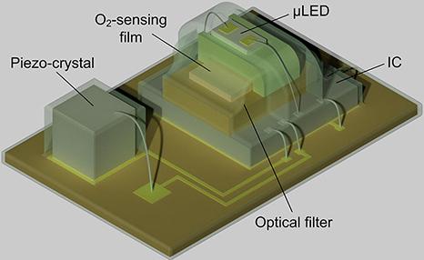 Wireless Sensor Measures Deep Tissue Oxygen Levels 4