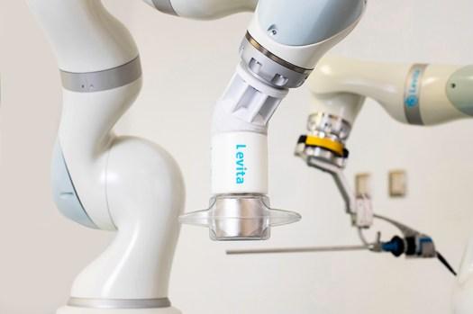 Levita Robotic Platform: Interview with Alberto Rodriguez-Navarro, CEO of Levita Magnetics 8