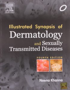 Book Cover: Illustrated Synopsis of Dermatology and Sexually Transmitted Diseases