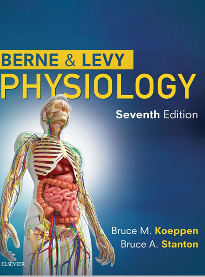 Book Cover: Berne & Levy Physiology 7th Edition