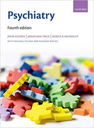 Book Cover: Psychiatry 4th Edition Oxford Medical Publications