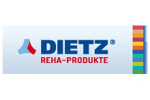 Rollator von Dietz