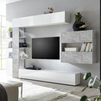 حاج مدخل يظهر meuble tv italien