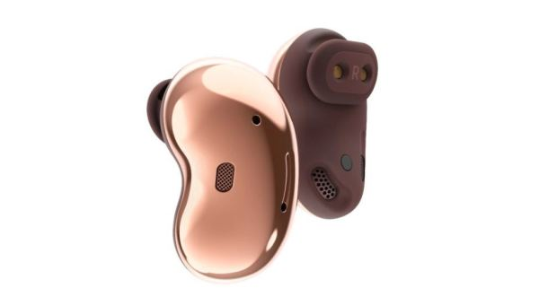 Galaxy Buds Live - Ecouteurs True Wireless - Bronze