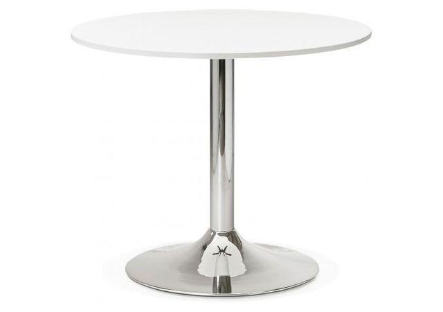 kokoon design table ronde bois