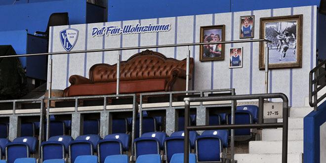 vfl bochum stadion umbauarbeiten beim