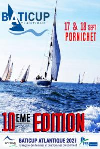 The tenth version of the Atlantic Baticup will seize space on September 17 and 18