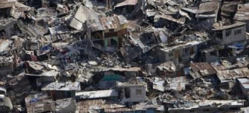 Gli effetti del terremoto di Haiti. Crediti: DISCOVERY NEWS