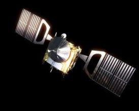 La sonda Venus Express. Crediti: ESA