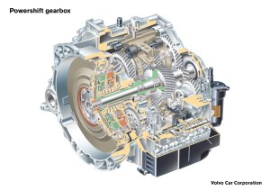 Volvo Cars launches Powershift  Two Transmissions in One