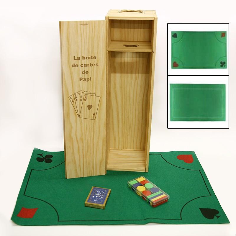 coffret de cartes a jouer coffret cartes belote tarot