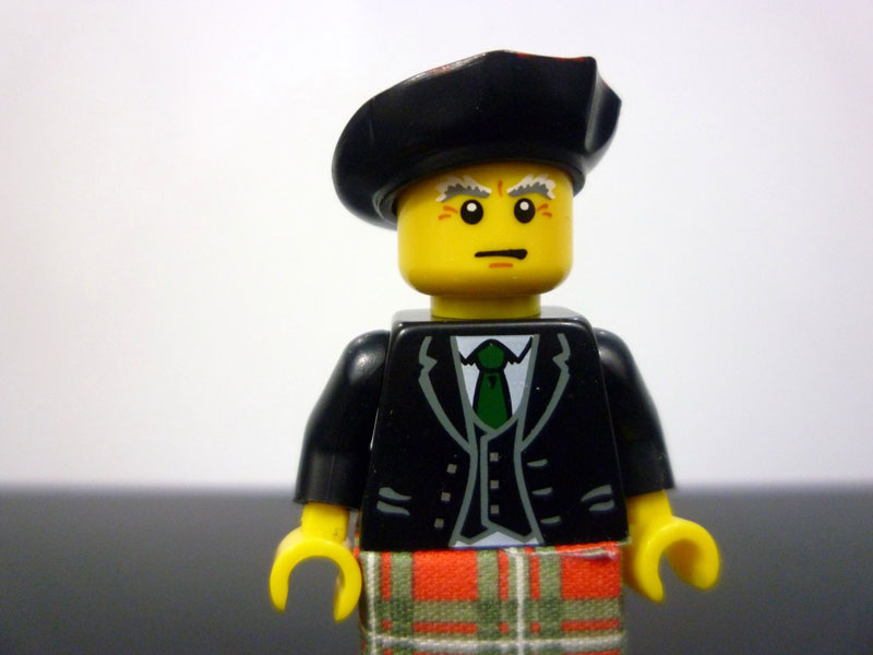 LEGO Angry Man Brings Brickfilm To Life