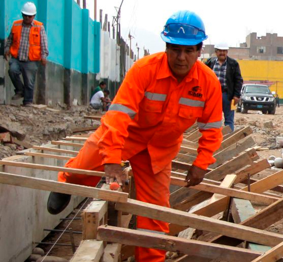 Accidentes de trabajadores