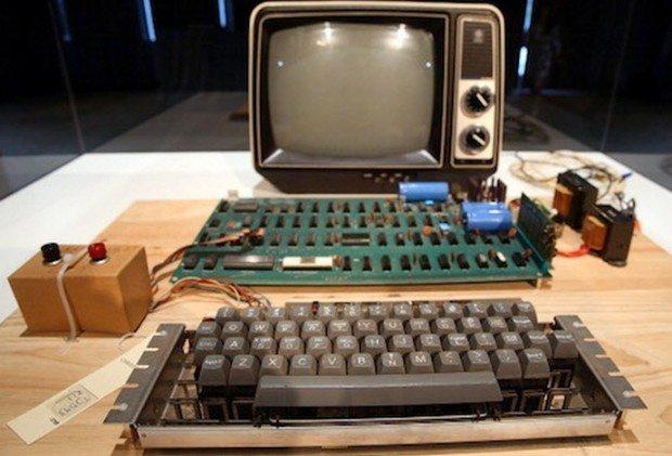 Apple, 1976