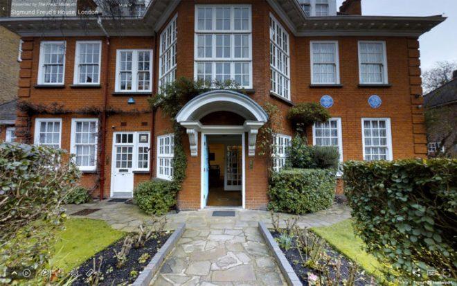 Sigmund Freud's House, London