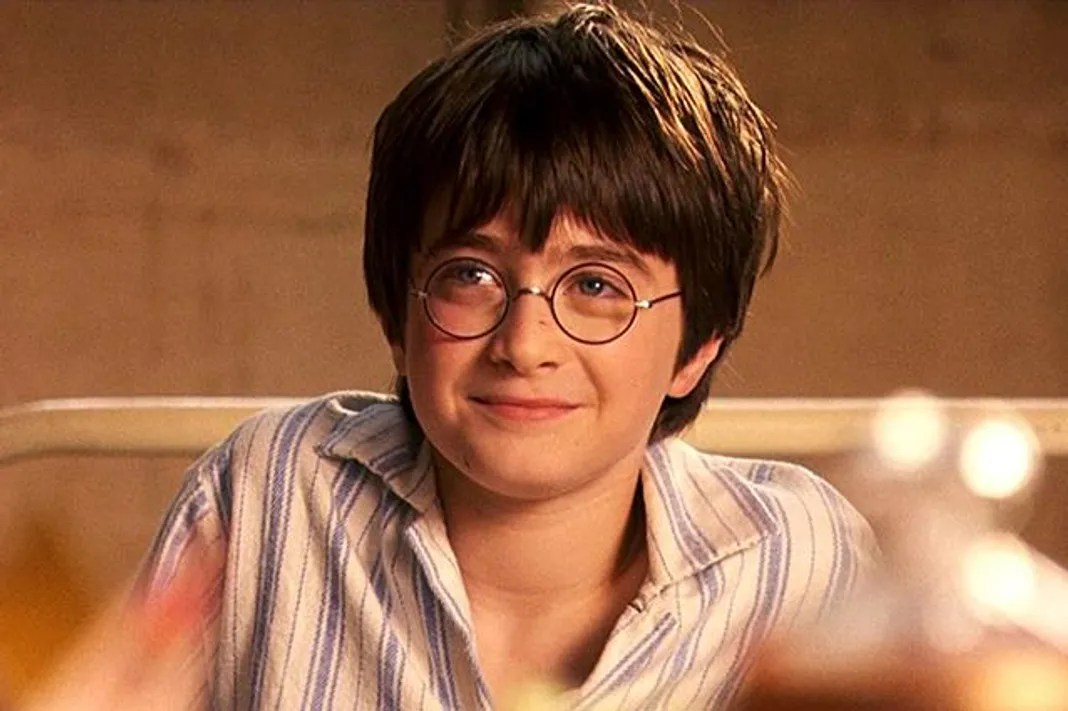 Image result for daniel radcliffe in the philosophers stone