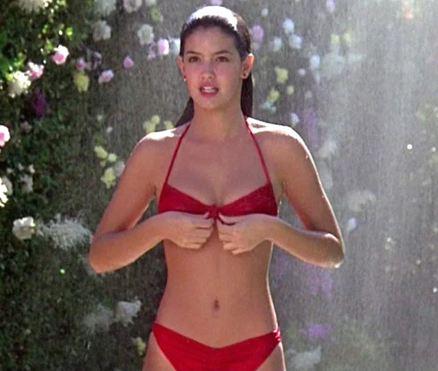 Phoebe Cates In Fast Times At Ridgemont High