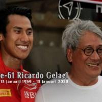 Ricardo Gelael 61 Tahun, Catatan A.R. Loebis