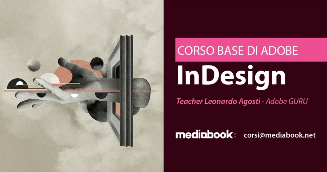 corso adobe indesign