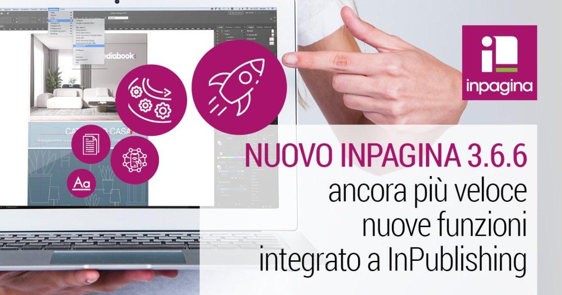 nuovo InPagina 366 impaginazione automatica con InDesign