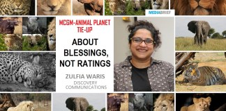 MCGM ties up with Animal Planet - Zulfia Waris - Discovery-MediaBrief