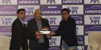 image - Tata Motors SUV Harrier to front the brand as Partner on VIVO IPL 2019 mediabrief