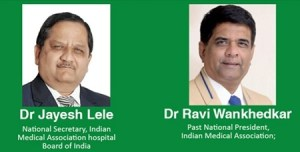 image-IMA Wealth of Health Podcast-Episode 2 -English -Dr Jayesh Lele Dr Ravi Wankhedkar - MediaBrief