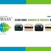 Now, Carvaan 2.0 with 20k songs, hundreds of Podcasts, WiFi