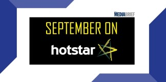 image-What to watch on Hotstar in September 2019 - MediaBrief