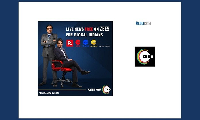 ZEE5 Keeps Its Global Audiences Up To Date