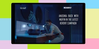 image - Anushka is back in another Kerovit campaign MediaBrief