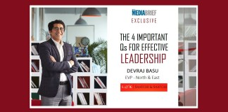image - Devraj Basu EVP LK Saatchi & Saatchi on Effective Leadership - MediaBrief