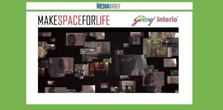 image Godrej Interio Make_Space_For_Life campaign mediabrief