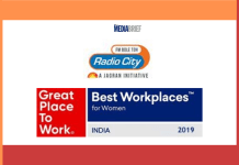 image-radio city - India's Best Workplaces for Women – 2019 Mediabrief