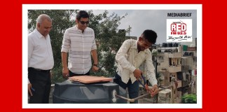 image-Red FM Paani Yaad Dilaa Denge - Somnath Bharti AAP MLA with RED FM RJ Rocky at Malviya Nagar-Mediabrief