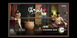 image-Tamil-blockbuster-Devi-2 premieres on ZEE5-MediaBrief