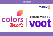 image-Viacom18 launching COLORS Telugu on VOOT Mediabrief
