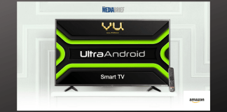 image-Vu Televisions launches the Vu UltraAndroid TV Mediabrief