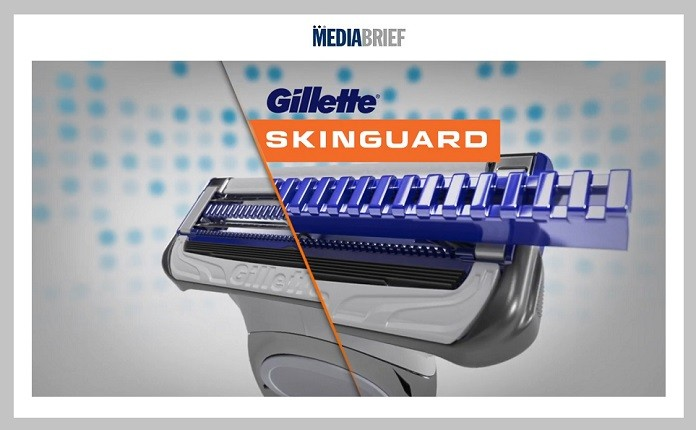 inpost-Gillette Skinguard Launch Campaign MediaBrief