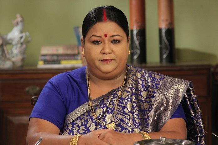 Soma Rathod as Karuna on Sony SAB's Jijaji Chhat Per Hain
