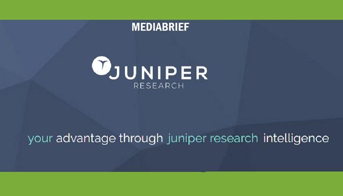 image-Juniper Research report - Payment Platform Revenues mediabrief