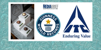 image-ITC's Fabelle bags a Guinness World Record Mediabrief